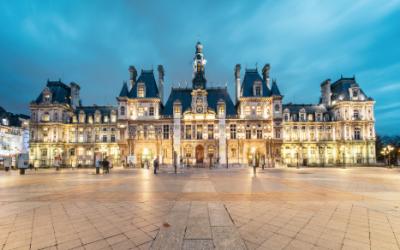 Maxime Minerbe à L'HOTEL DE VILLE DE PARIS