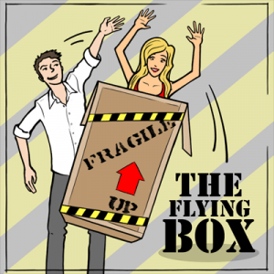 "Le carton Volant: ""flying box"" explication …"