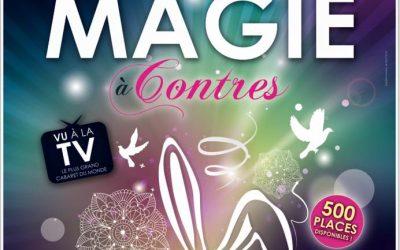gala de magie à contres dans le 41